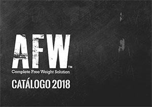 Catálogo AFW 2018