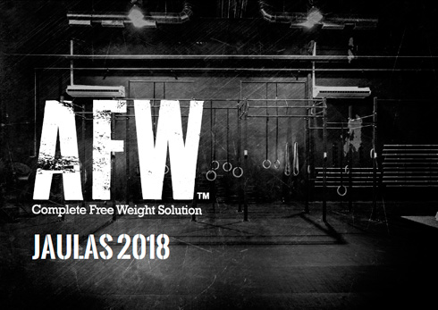 Catálogo AFW Jaulas 2018