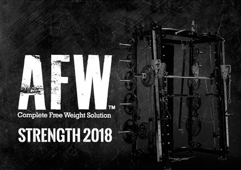 Catálogo AFW Strength 2018